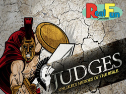 RealFun Judges: Unlikely Heroes of the Bible Curriculum Download