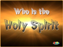 RealFun <i>Who Is the Holy Spirit?</i> Curriculum Download