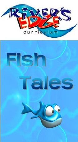 River's Edge Fish Tales Kids Church Curriculum Download