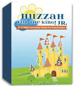 River's Edge Huzzah For The King Jr! Preschool Curriculum Download