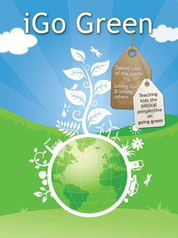 River's Edge iGo Green Kids Church/VBS Curriculum Download