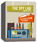 River's Edge <i>Imagination Factory: The Spy Lab</i> Curriculum Download