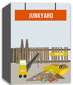 River's Edge <i>Imagination Factory: The Junkyard</i> Curriculum Download