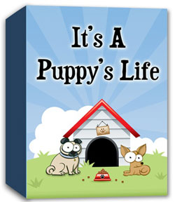 River's Edge <i>It's a Puppy's Life</i> Preschool Curriculum Download