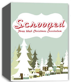River's Edge Scrooged Kids Church Curriculum Download