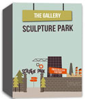 River's Edge <i>Imagination Factory: The Gallery - Sculpture Park </i> Curriculum Download