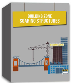 River's Edge Imagination Factory: The Building Zone - Soaring Structures  Curriculum Download