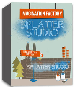 River's Edge Imagination Factory: The Gallery - Splatter Studio  Curriculum Download