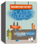 River's Edge <i>Imagination Factory: The Gallery - Splatter Studio </i> Curriculum Download