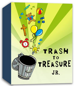 River's Edge Trash to Treasure Jr. Preschool Curriculum Download