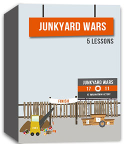 River's Edge Imagination Factory: Junkyard Wars Curriculum Download