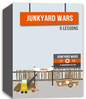 River's Edge <i>Imagination Factory: Junkyard Wars</i> Curriculum Download