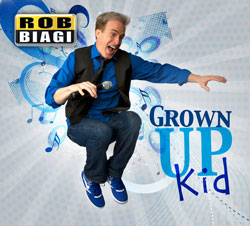 Rob Biagi Grown Up Kid Album Download