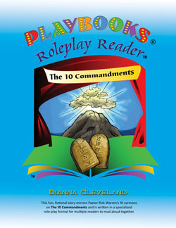 Roleplay Readers® The 10 Commandments Playbook® (set of 25)