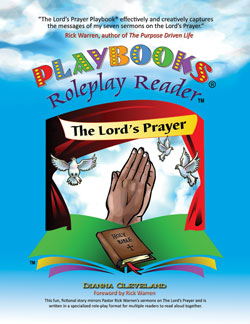 Roleplay Readers® The Lord's Prayer Playbook® (set of 25)