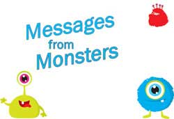 <i>Messages from Monsters</i> Curriculum (Download) by Ron Brooks