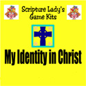 Scripture Lady <i> My Identity in Christ</i> Game