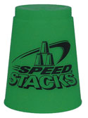 Speed Stacks <i>Jumbo Stacks</i> (Green)