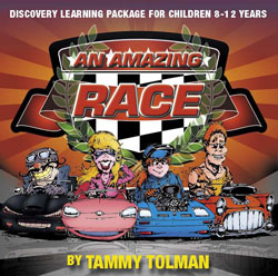 Spot the Difference: Amazing Race Curriculum Download