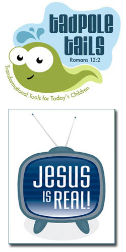 Tadpole Tails Jesus is Real 4-week Curriculum Download