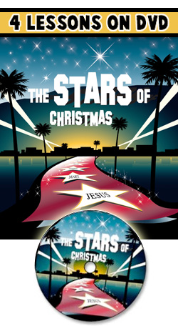 The Stars of Christmas 4-Week Curriculum on DVD/CD-ROM