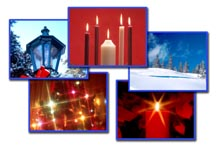 Worship Photos Christmas Peace & Winter Serenity: Christmas Volume 1 (Download Version)
