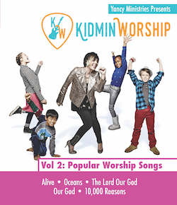 Yancy Kidmin Worship Vol. 2: Popular Worship Songs Download