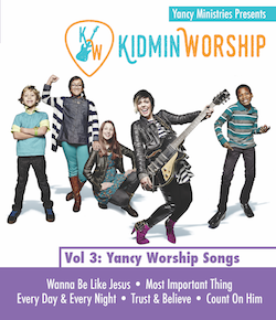Yancy Kidmin Worship Vol. 3: Yancy Worship Songs Download