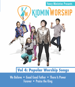 Kidology - Yancy Kidmin Worship Vol  4: Popular Worship