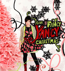 Yancy Have a Fancy Yancy Christmas CD Download