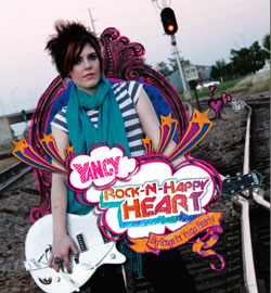 Yancy Rock-N-Happy Heart CD Download