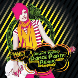 Yancy Rock-N-Happy Dance Party Remix CD Download