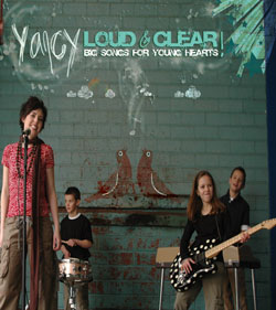 Yancy Loud and Clear!  CD Download