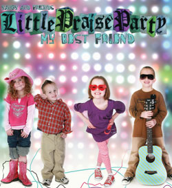 Yancy Little Praise Party - My Best Friend CD Download