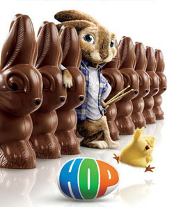 Movie Review: <i>Hop</i>