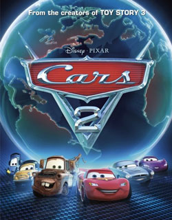 Movie Review: <em>Cars 2</em>
