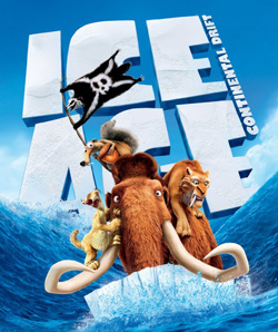 Movie Review: <em>Ice Age: Continental Drift</em>