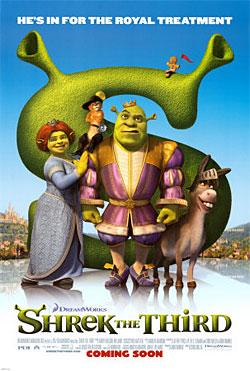 Kidology Inc Movie Review Shrek The Third