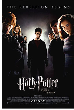 Movie Review: <i>Harry Potter and the Order of the Phoenix</i>