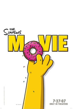 Kidology Inc Movie Review The Simpsons Movie
