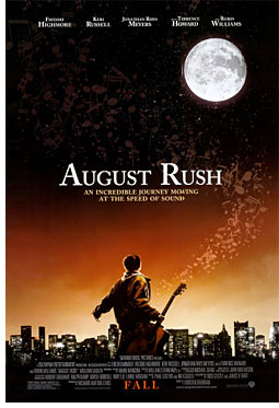Movie Review: <i>August Rush</i>