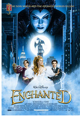 Movie Review: <i>Enchanted</i>
