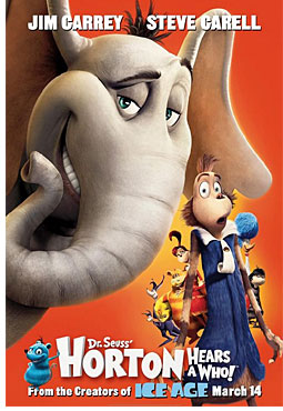 Movie Review: <i>Horton Hears a Who</i>
