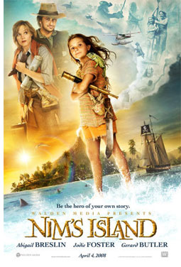 Movie Review: <i>Nim's Island</i>