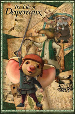Movie Review: <i>The Tale of Despereaux</i>