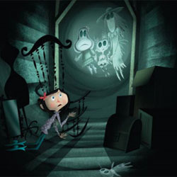 Kidology Movie Review Coraline