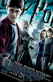 Movie Review: <i>Harry Potter and the Half-Blood Prince</i>