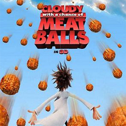 Movie Review: <i>Cloudy with a Chance of Meatballs</i>
